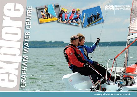 Explore Grafham Water Centre