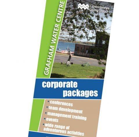 2018 Corporate Leaflet